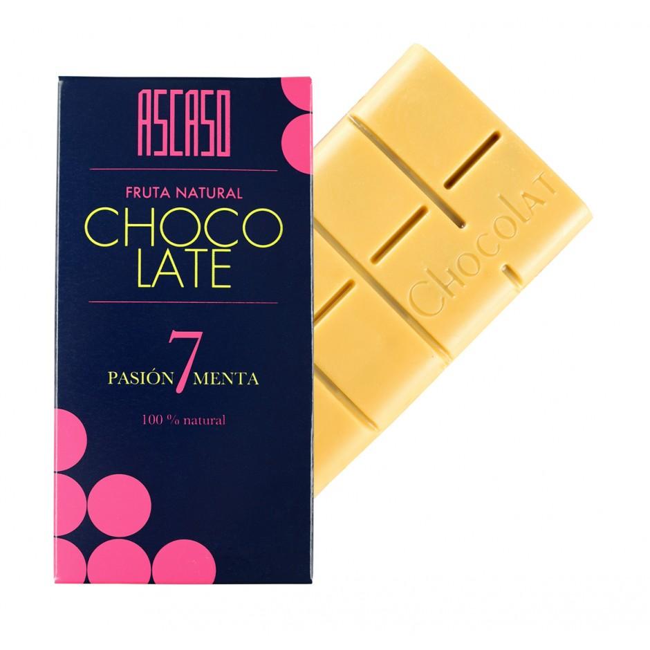7 nuevas tabletas de chocolate 100% naturales