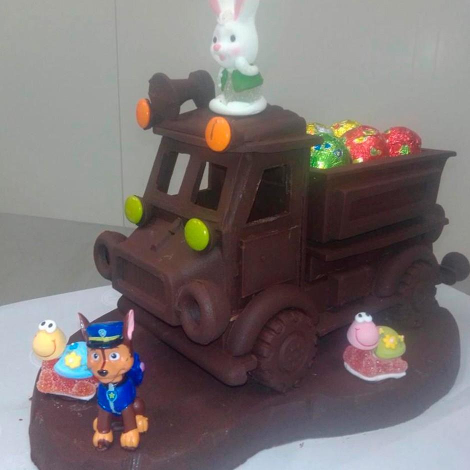 Mona de Pascua - Camión