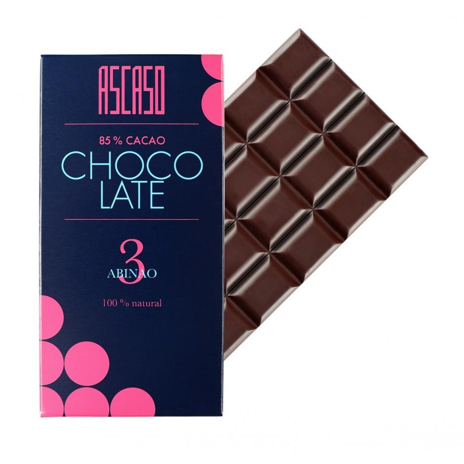 Chocolate 85% ABINAO Nº 3