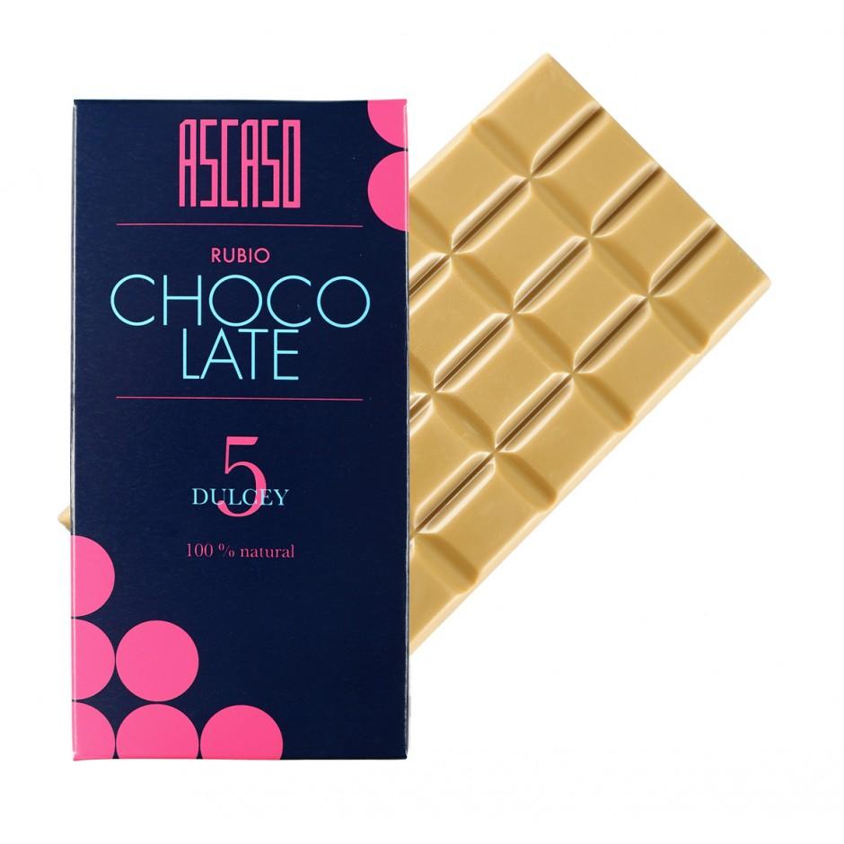 Chocolate RUBIO DULCEY Nº 5