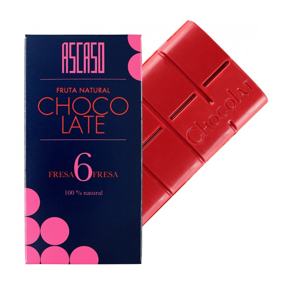 Chocolate Fresa-Fresa Nº 6