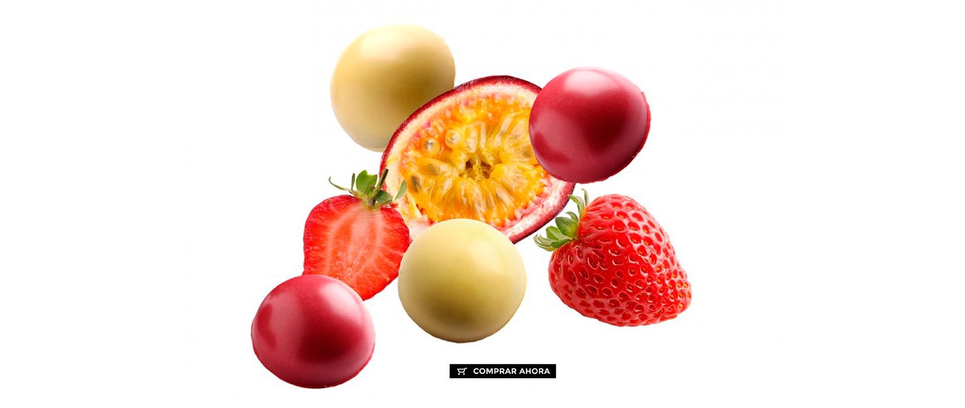 Bombones Fruta Verano